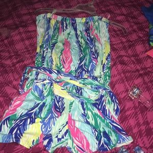 LILLY PULITZER ONLY WORN ONCE!!!